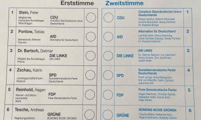 Bundes- und Landtagswahlen